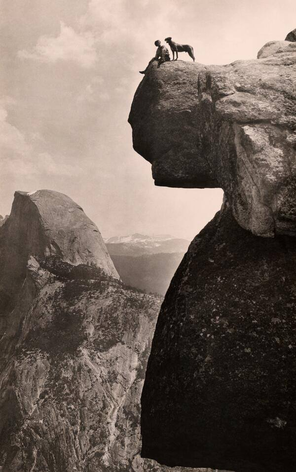 YOSEMITE NATIONAL PARK 1924