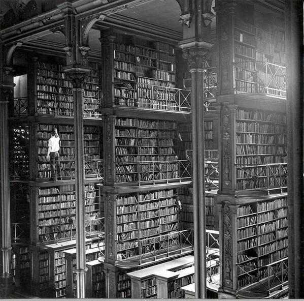CINCINNATI LIBRARY 1955