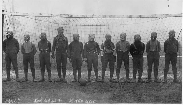 FOOTBALL TEAM WW2