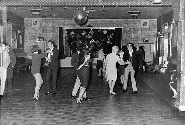 THE BEATLES 1961 (only 18 people turned up)