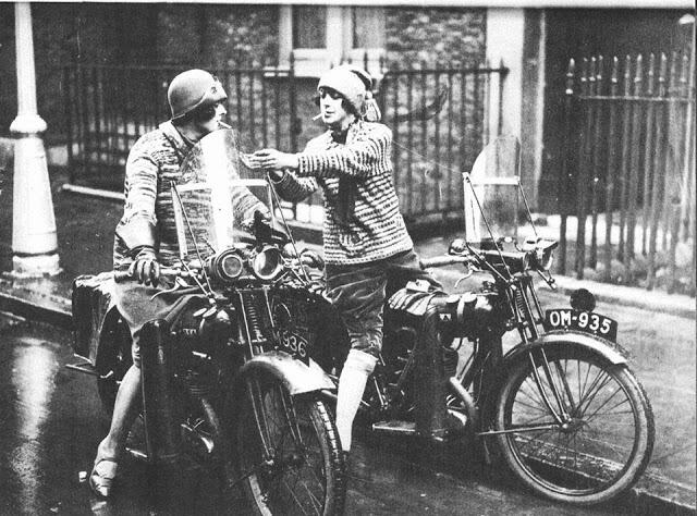 ORIGINAL BIKER CHICKS