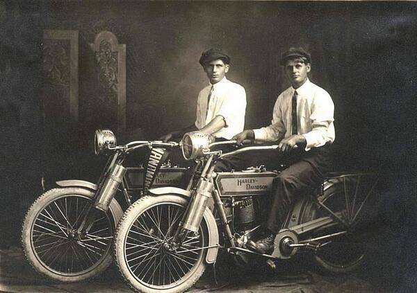 HARLEY DAVIDSON 1914