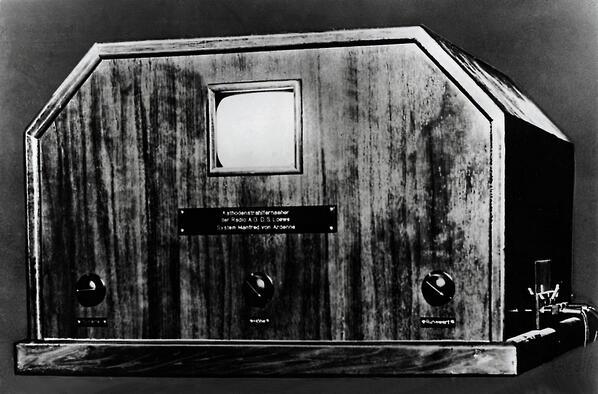 FIRST TV 1931
