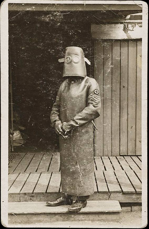 RADIOGRAPHER WORLD WAR ONE