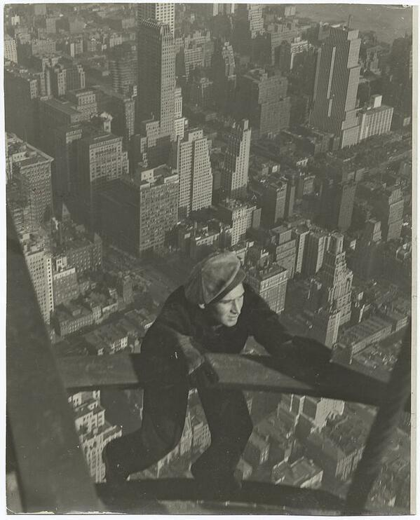 EMPIRE STATE BUILDING 1931