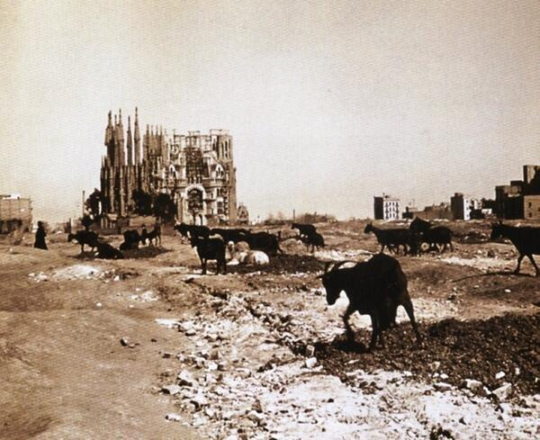 BARCELONA 1915